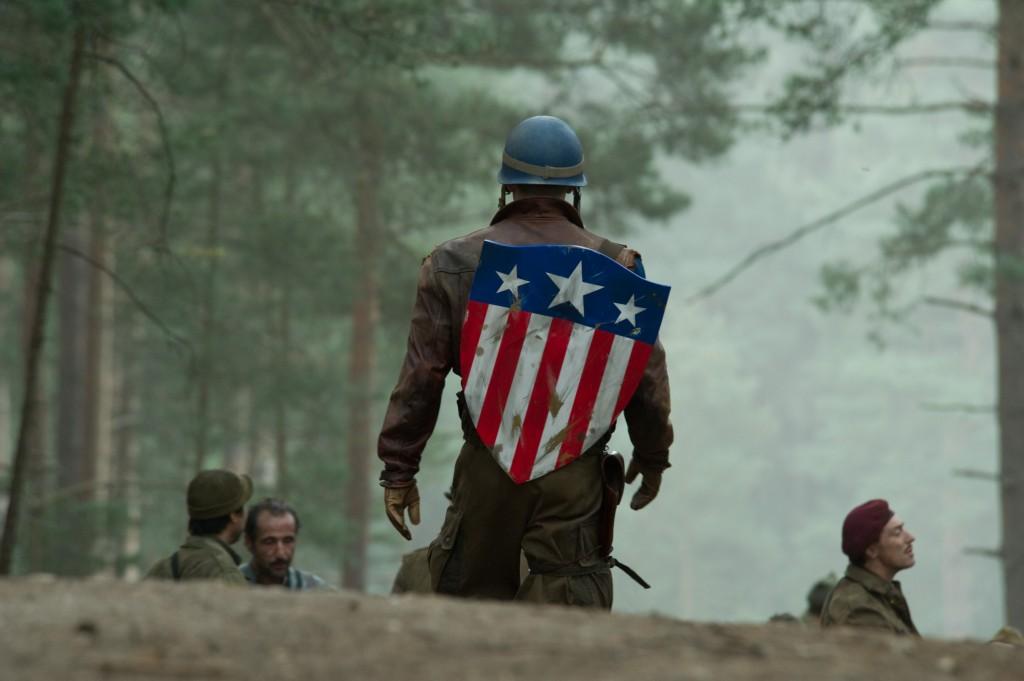 The Art of Captain America