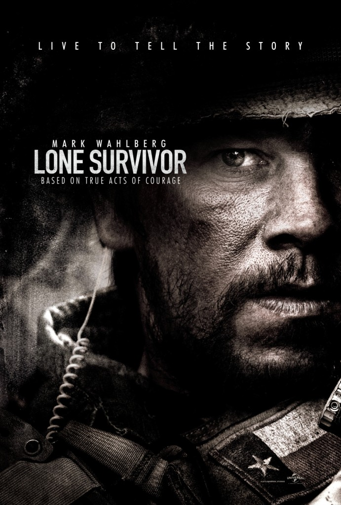 Lone Survivor international teaser poster artwork